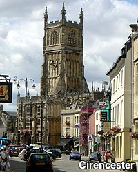 Cirencester The Captial Of The Cotswolds Hotels
