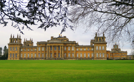 Things to do in the Cotswolds - Blenheim Palace