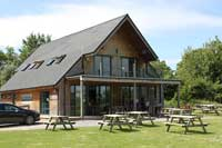 Waterside Cafe, Cotswold Water Park